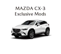 CX-3 Exclusive Mods